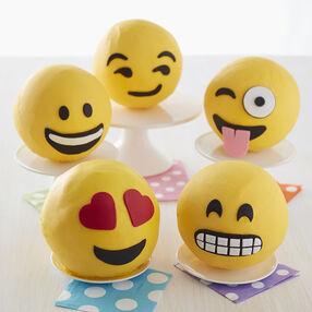 Ro Emoji Cakes