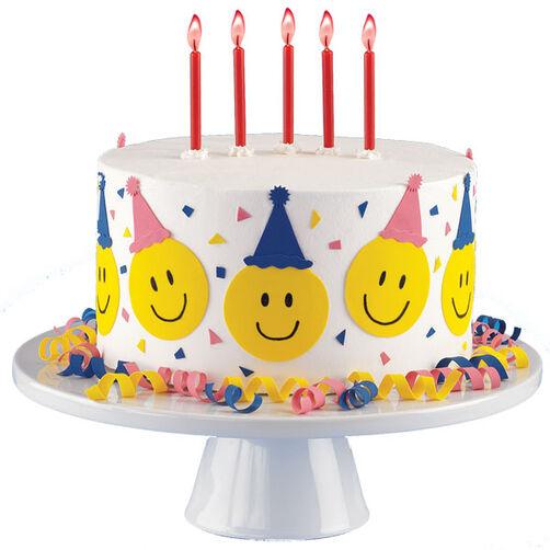 Smile All Around Cake