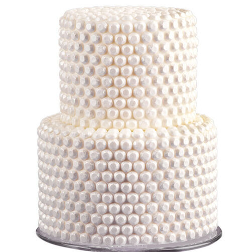 Bejeweled Beginnings Gem Cake