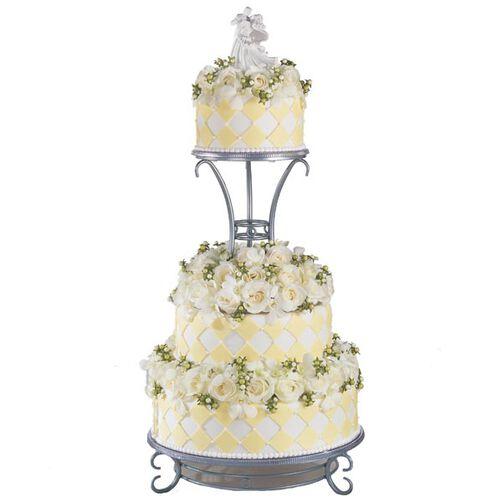 A Diamond Day Cake