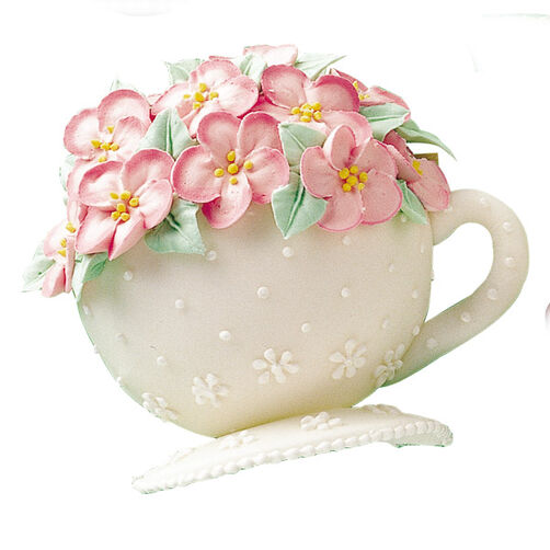 Tea Roses Mini Cakes