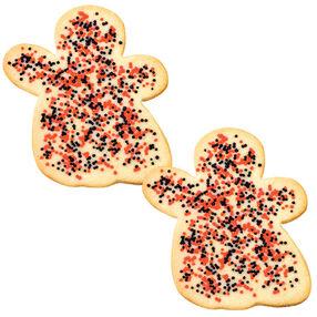 Nonpareil Ghost Cookie