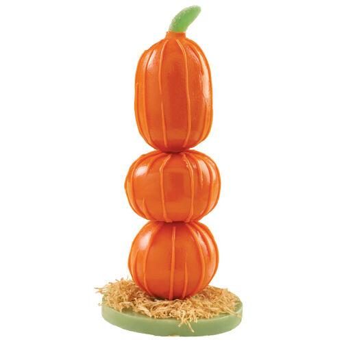 Pile-O'-Pumpkins Cake Pops