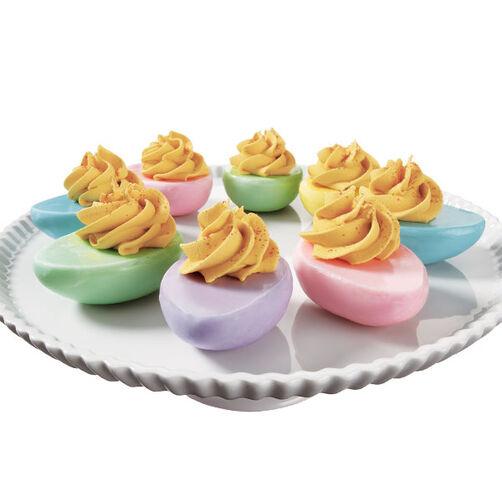 Dessert Deviled Egg Mini Cakes