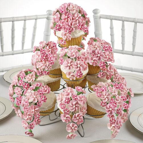 Festive Florals Cupcakes