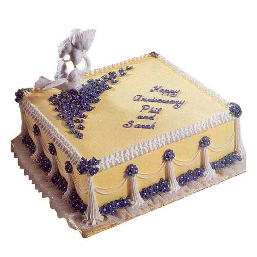 Fair & Square Cake