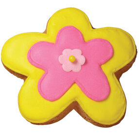 Wow Flower Cookies