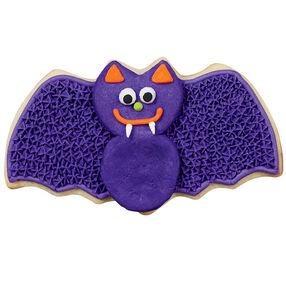 Purple Bat Cookies
