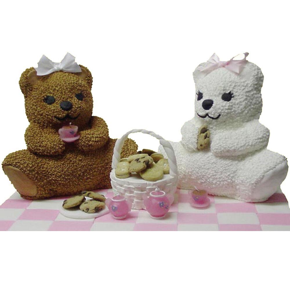 Teddy Bear S Picnic Cake Wilton