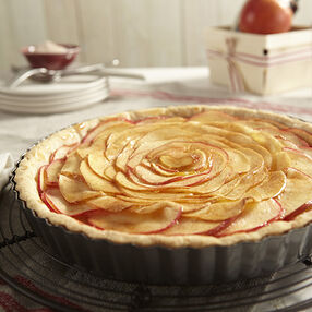 Hard Apple Cider Tart