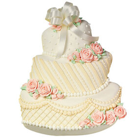 A Delicate Balance Cake