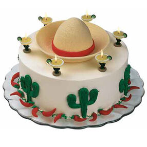 Fiesta Margarita! Cake