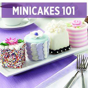Minicakes 101