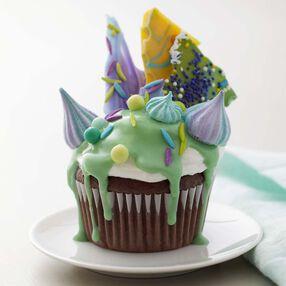 peaked in elegance cupcake - Cupcake Decorating