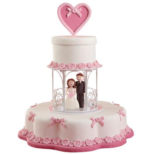 Gazebo Pose Cake