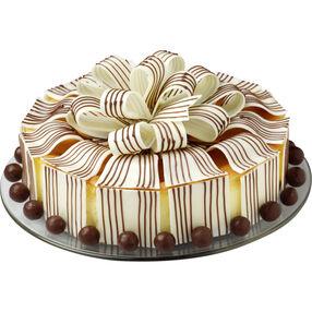 Cheesecake Under Wraps