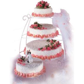 Rose Petal Romance Cake