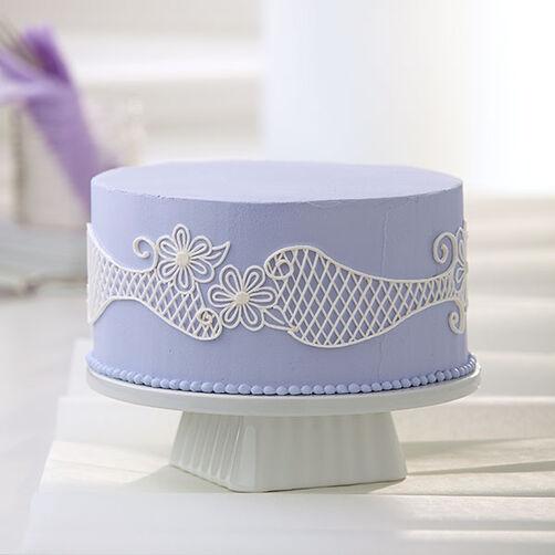 Lovely Lattice Cake