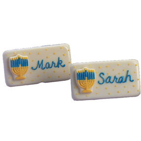 Menorah Markers Candy