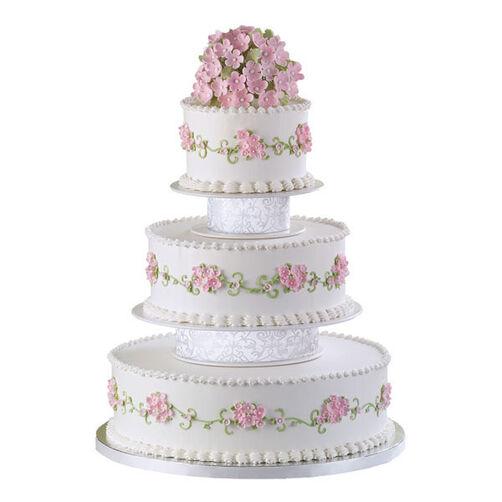 Petal Poetry Cake