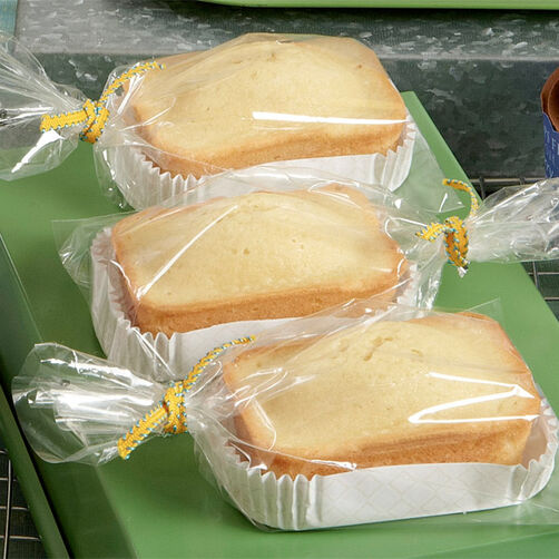 Coconut Lime Mini Breads