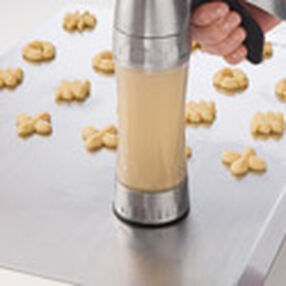 How to Use a Cookie Press