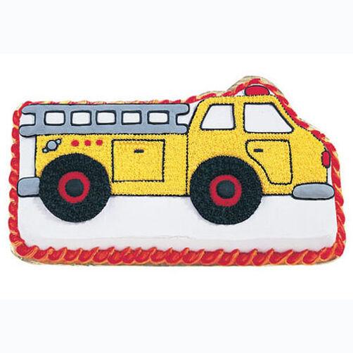 Rescue 9-1-1 Cake