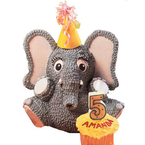 Wilton Elephant Cake Instructions