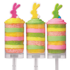 Bunny Pastel Parfaits Treat Pops