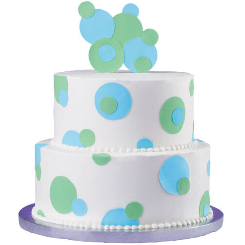 Bubbly Bash Cake