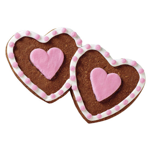 I Heart Chocolate Cookies
