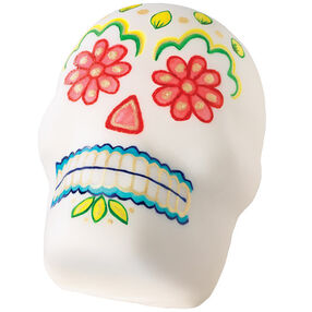 Day of the Dead Head Cake