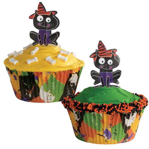 3d cat cake instructions