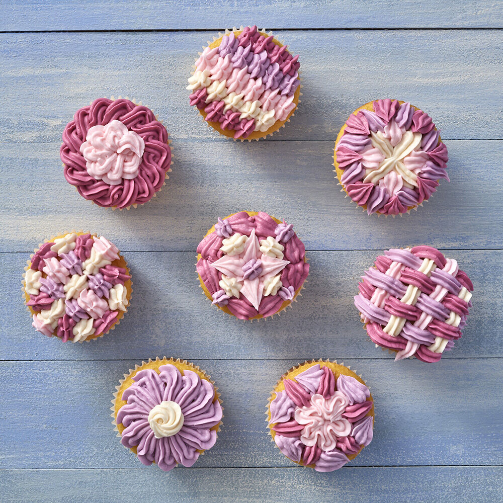 Cupcakes - Decorating Ideas | Wilton