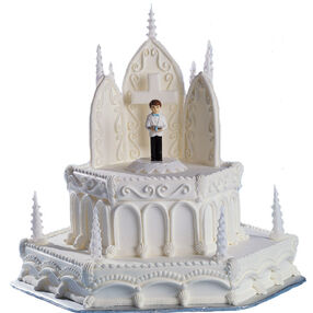 An Inspirational Day Cake