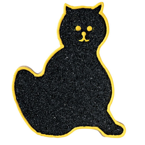 Black Cat Cookies