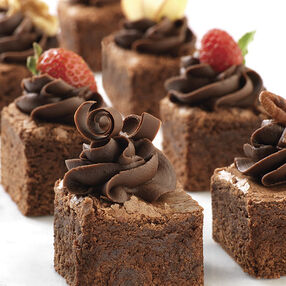 Cake Brownies