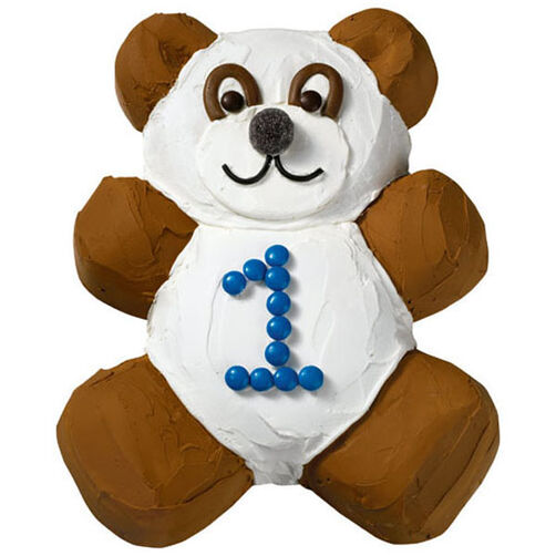 Precious Panda Cake