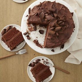 Chocolate Lovers Cake