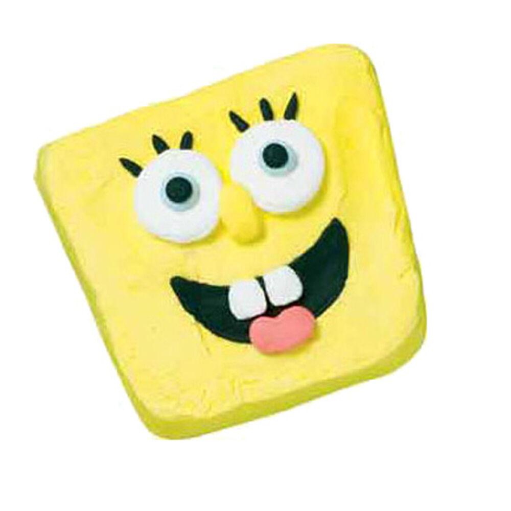 spongebob squarepants mini treats cake pan wilton