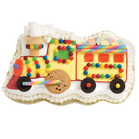 Candy Cargo Cake