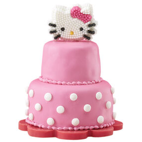 Hello Kitty Mini Cakes