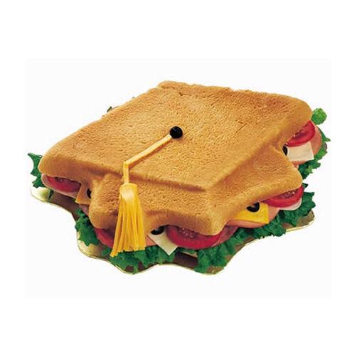 Grad Cap Sandwich