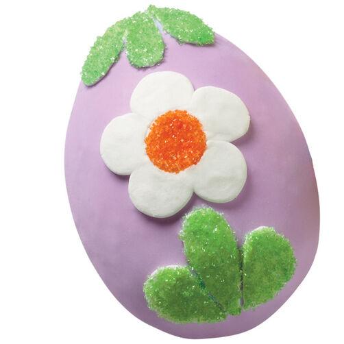 Perky Petals Egg Mini Cakes