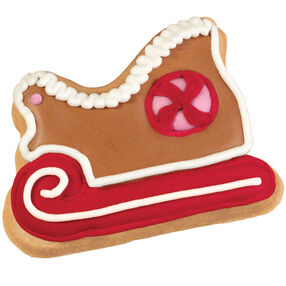 Holiday Sleighride Pan Cookies
