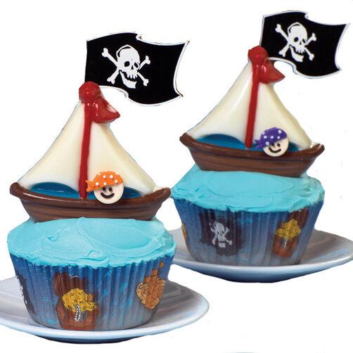 Sweet Fleet Cupcakes