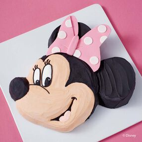 Wilton Pretty Minnie Mouse Cake