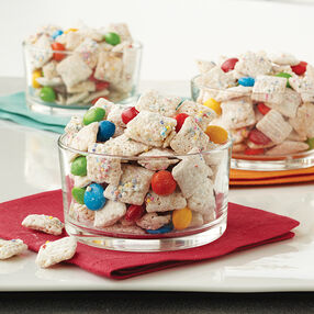 Birthday Cake Puppy Chow