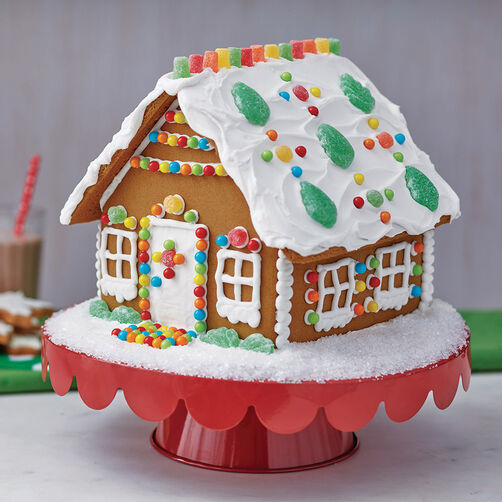 Welcome to Cute Gingerbread House #4
