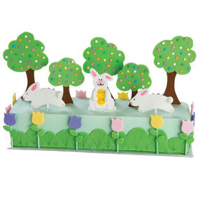 Egg Expedition Cake